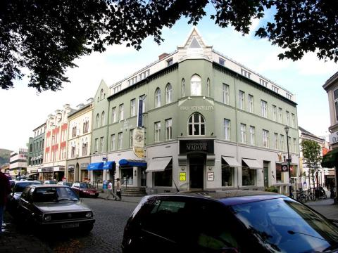 Hotel City Living Sch�ller Hotel