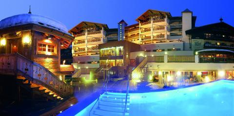 Hotel Alpine Palace