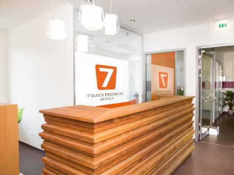 7 Days Premium Hotel Salzburg Urstein