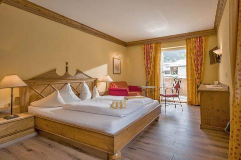 Komfortkamer deels met Balkon KA