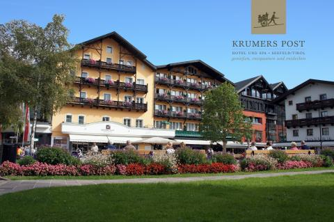 Krumers Post Hotel & SPA