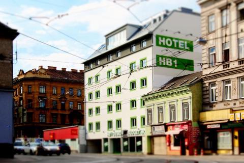 HB1 Design & Budget Hotel Wien Sch�nbrunn