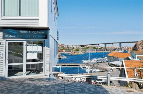 Hotel Hotell Kungshamn