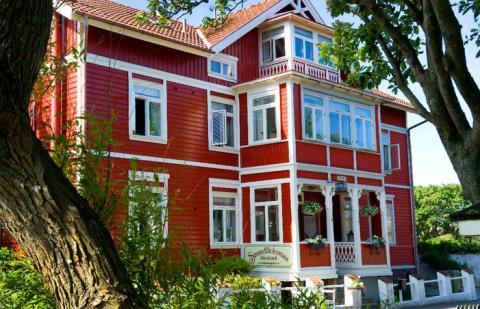 Hotel Strandflickornas Havshotell