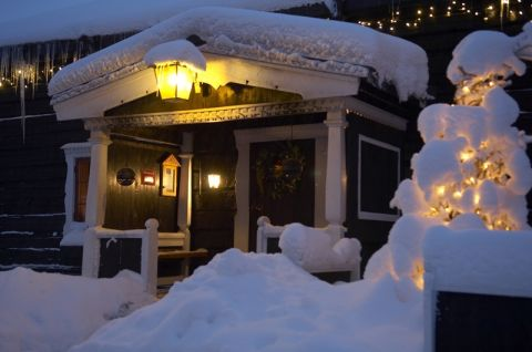 Gammelgården Hotell Restaurang