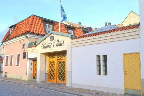 Best Western Strand Hotel Visby