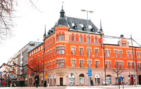 Hotel Hotell Hjalmar