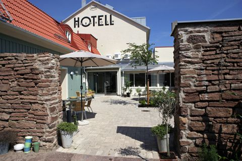 Hotel Hotell Borgholm