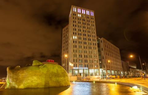 Hotel BEST WESTERN Malm� Arena Hotel
