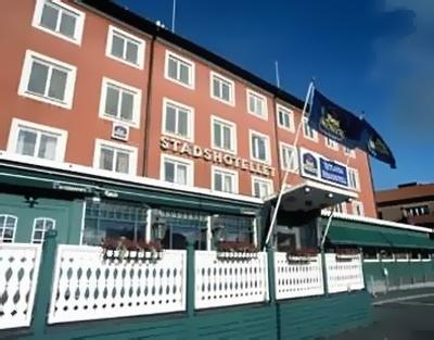 Hotel Best Western Vetlanda Stadshotell