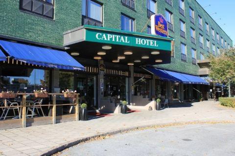 Hotel Best Western Capital Hotel