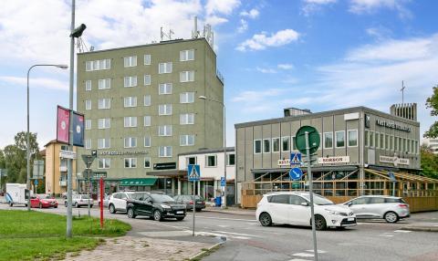 First Hotel Brommaplan