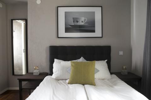 Hotell Bl� Blom