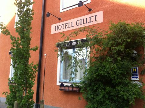 Hotel Hotell Gillet