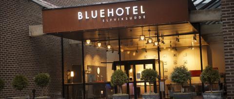 Hotel Blue Hotel