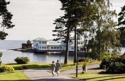 Hotel Nyn�s Havsbad