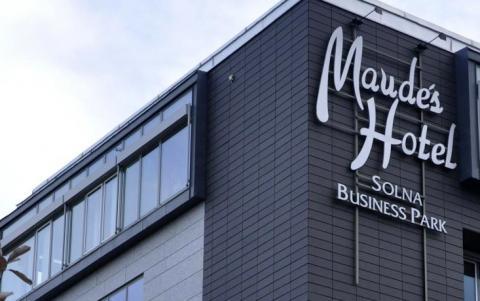 Maudes Hotel Solna Business Park