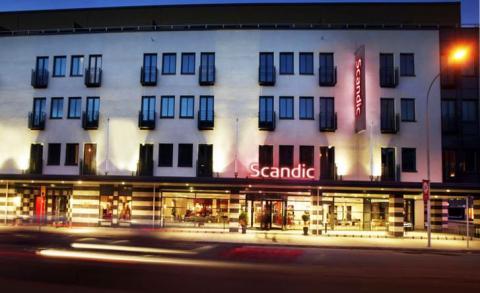 Hotel Scandic Karlstad City