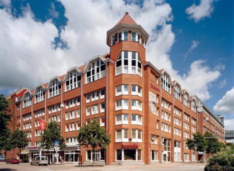 Hotel Scandic Plaza Bor�s