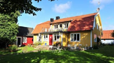 Hotel STF vandrarhem Hagaby/Lantgården