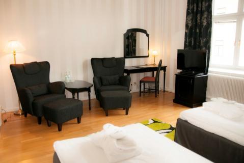 Hotel Badhotellet