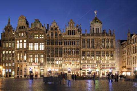 Ontdek Brussel - De stad van Manneken Pis