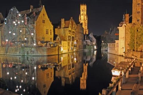 Ontdek Brugge - Venetië van het noorden